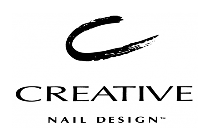 Creative Nail Design Logo